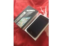 iPhone 4 8GB Black with charger - unlocked to all networks, in very good condition + fully working