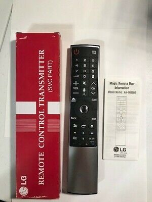 New Original AN-MR700 For LG Signature Magic TV Remote Control ANMR700 OLED65B6P