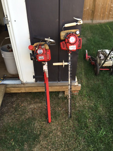 Hedge Trimmers - Gas Powered