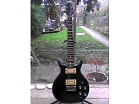 80's Washburn electric guitar, tatty paint!!Great player