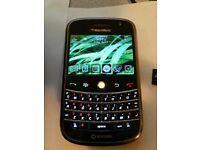 Blackberry 9000 unlocked