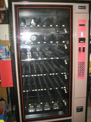 Polyvend 6632m Snack Vending Machine Working Clean Condition Local Pick Up Ca