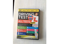 Driving tes 3 DVDs (All tests) 2013 edition plus 3 other CD's for an older version