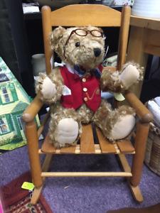Penhaligon's London stuffed bear - Saks Fifth Avenue