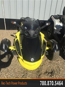 2014 Can-Am Spyder RS-S SE5 - $4,000 off!