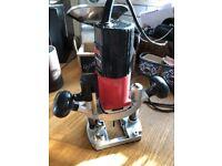 POWER DEVIL ROUTER PDW5926FS - 550W - POWER TOOL DIY