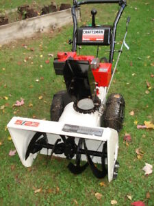 Sears Snowblower