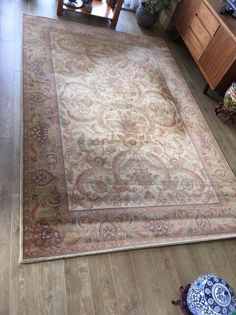 John Lewis Super Taj Beautiful Extra Large Floor Rug Traditional Design