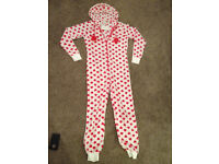 Ladies Adults Onesie size SMALL BRAND NEW with label.