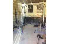 Used gym equipment for sale gumtree