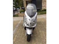 Peogeot satalis 125 cc leagal learner for sale