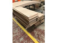 FREE CUT OFFS OF PLYWOOD COLLECTION ONLY