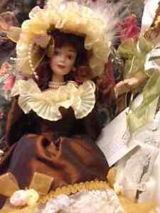 Anastasia Collection Porcelain Dolls London Ontario image 10