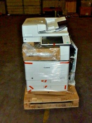 New Canon Imagerunner Ir Advance C3530i Color Copier - Damaged Parts Machine