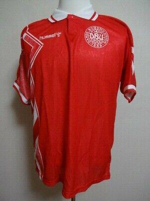 Denmark 100% Original Soccer Football Jersey 1995 Kit M NWOT NEW Rare image