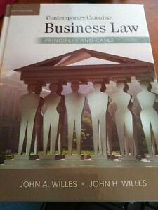 "ADMN-3250H ""Legal Environ. of Business"" Textbook"