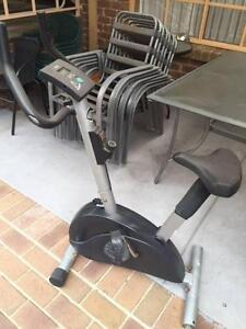 Exercise Equipment - Both BIKE and ELLIPTICAL Dingley Village Kingston Area Preview