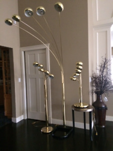 Set of 3 LAMPS  MUST SELL