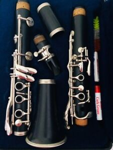 High-Quality Second-hand Selmer Clarinet for Sale
