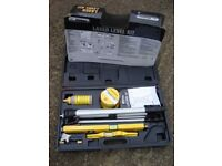 Wickes laser level. unused as gifted.
