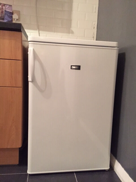 Table Top Dishwasher Hertfordshire : Zanussi fridge in Ware, Hertfordshire Gumtree