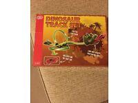 Dinosaur Track Set - New