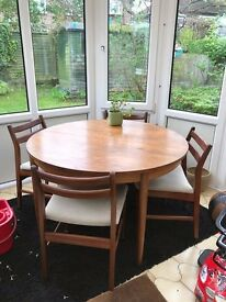 dining table- extendable