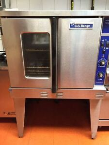 US RANGE Double Door CONVECTION Oven on base