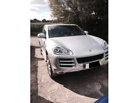 2007 PORSCHE CAYENNE 3.6 V6 TIPTONIC S SAT NAV LEATHER 4X4 AUTO FULL HISTORY STUNNING CONDITION