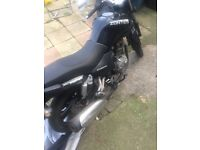 125cc Zontes pather great condition. Starts first time