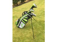 Woodworm Junior Golf Clubs and Bag - full set