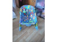 Baby rocker by fisher price