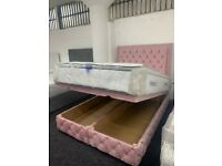 LATEST BRAND NEW OTTOMAN BEDS-visit our store