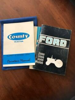Ford County Manuals
