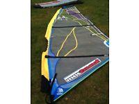 Ezzy windsurfing sail elite 4'7