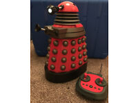 Dr Who remote control Dalek