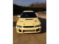 Subaru Impreza AWD 2001
