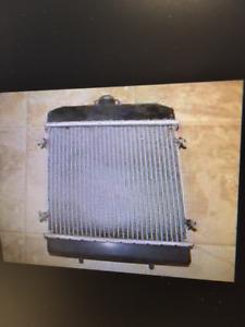 Arctic Cat, radiator 0413-184