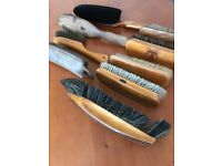 Vintage 20th century brushes