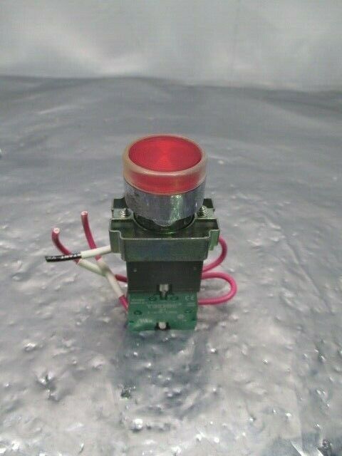 Teknic Push Button Assy, 2LHB24 IEC947-5-1, 60947-5-1 S1 & S2, 100730