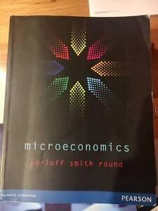 Microeconomics 5th Edition by Perloff, Smith and Round Albury Albury Area Preview