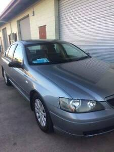 2003 Ford Falcon Sedan North Ward Townsville City Preview