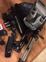 Looking for that Special Christmas Gift! Canon Camera & extras