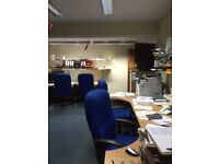 Offices , Store and Yard for rent Elgin Moray