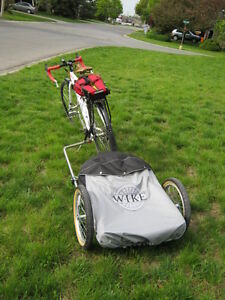 Great Wike Tourite Touring Bike Trailer