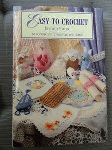 Easy to Crochet Book. Cambridge Kitchener Area image 1