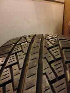 REDUCED PRICE!! MUST GO Winter tires 215 65 16 Cambridge Kitchener Area image 4