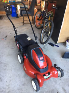 Toro Cordless Electric Lawn Mower - only 2 years old