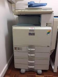 Ricoh Lanier MP C2500 Colour Copier / Printer / Scanner Hamilton Brisbane North East Preview
