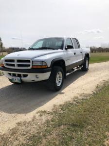2002 dodge Dakota 4.7L v8 for sale